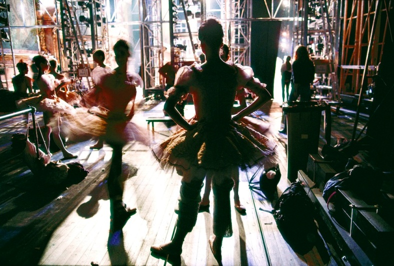 FRANCE. Paris. 1997.The Opera House (Palais Garnier).